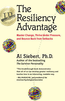 The Resiliency Advantage book cover